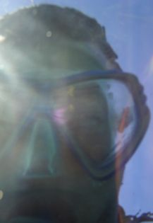 Ryan - snorkelling buddy